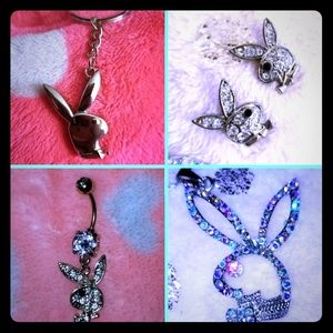 Playboy Jewelry Lot!!